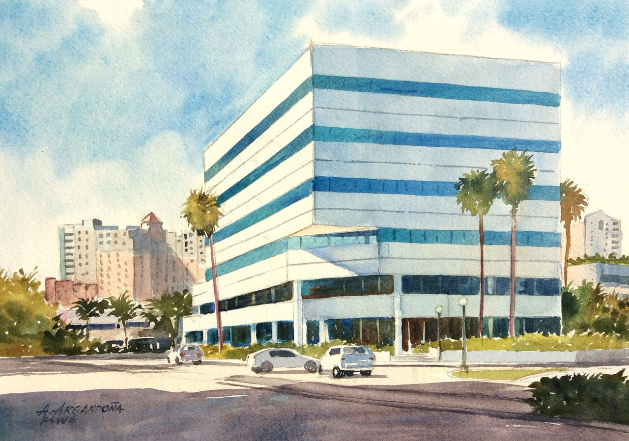 AA Fine Art in Sarasota Florida, by Augusto Argandoña :: AA Fine Arts