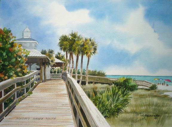 Giclee Prints Of Florida By Augusto Arandona Aa Fine Arts